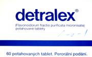 Detralex - příbalový leták