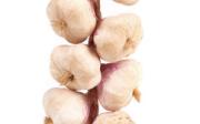 Pletení česnekového copu