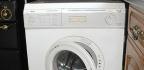 Čištění pračky sodou